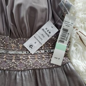 #107❤ BNWT R&M Richards Dress - size 8